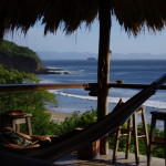 view-from-casa-ola-costa-dulce-beach bungalows